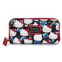 Hello Kitty Billetera Embossed Vintage Loungefly Sanrio