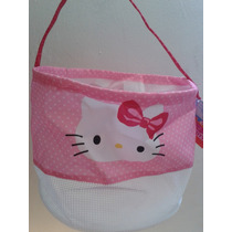 Bolsa Reusable Hello Kitty! Playa, Compras, Alberca, Fiesta
