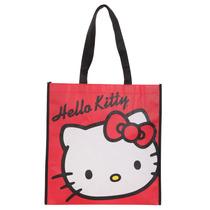 Hot Topic Bolsa Hello Kitty Red Shopping Tote