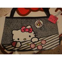 Padrisima Bolsa De Hello Kitty 100% Original