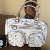 Lote De 2 Bolsa Y Cartera Hello Kitty