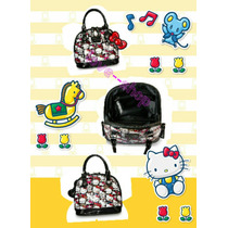 Bolsa Hello Kitty All Stars Chica Loungefly Sanrio