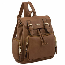 Mochila Backpack Dama Casual Marca H & Co. Original 7306-2