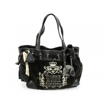 Bolsa Negra Juicy Couture