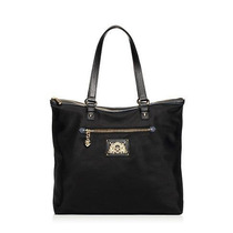 Hermosa Bolsa Juicy Couture Negra 100% Original