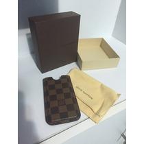 Funda Iphone 5 Y 5s Louis Vuitton 100% Original