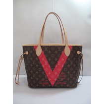 Ultraglam Bolsa Louis Vuitton V Neverfull Mm Granada