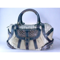 Bolso Carolina Herrera Original Maletin