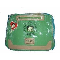 Portafolio De Betty Boop Verde