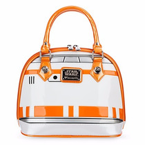 Bolsa Star Wars Bb-8 Disney By Loungefly Hermosa 2016