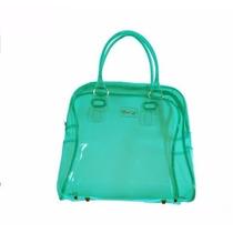 Hermosas Bolsas Transparentes De Moda!