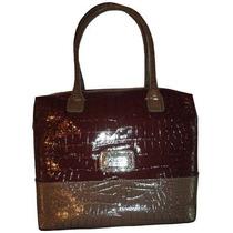 Bolsa Guess Purse Handbag Carla Plum Multi Femenino