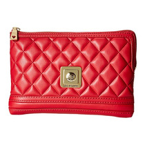 Love Moschino Quilted Rojo
