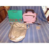 Bolsa Tous Nuni 100% Original Diferentes Colores Tous
