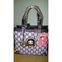 Bolsa Betty Boop Fashion Licencia Bb16513