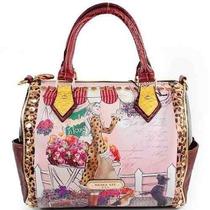 Bolsa Nicole Lee Suzys Colección Kayla Bloqueado Prt3206 Sa