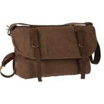 Bolsa Rothco Explorador Vintage Bolsa De Mensajero Brown