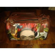 Muy Bonitas Bolsas Con Imagenes De Frida Khalo