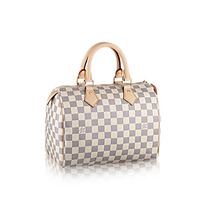 Nueva! Louis Vuitton Speedy 100% Original Bolsa Lv Autentica