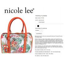 Bolsa Nicole Lee Original Blanca