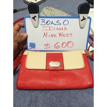 Bolso Nine West Dama Nuevo $600