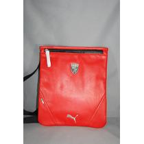 Mariconera Puma Ferrari Color Rojo