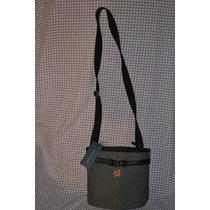 Bolsa Mariconera Tommy 21 X 22 X 4 Cm.