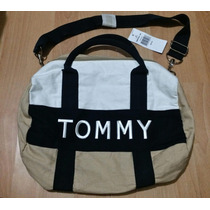 Bolsa Maleta Mochila Tommy Hilfiger 100% Original!!
