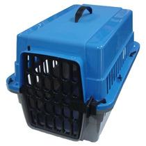 Transportadora Economica Para Perros Y Gatos Chica 50x30x30c