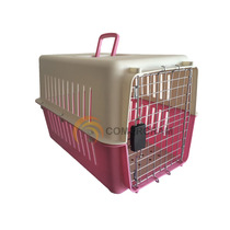 Jaulas Transportadoras Para Mascotas 61x40x39 Colores Vv4