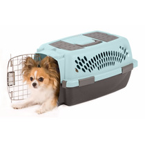 Jaula Para Perro Y Gato Aspen Petmate Para Transportar Chica