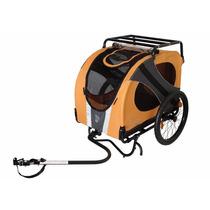 Carro Para Perro Doggyride Novel10 Anniversary Bike Trailer