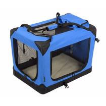 Corralito Tienda Portable Para Mascotas Azul Perro Gato