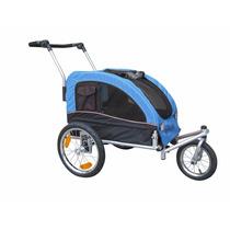 Carro Para Perro Booyah Medium Dog Stroller & Pet Bike