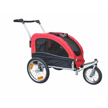 Carro Para Perro Booyah Medium Dog Pet Bike Trailer Pet