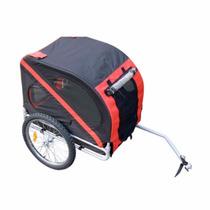 Carro Para Perro Aosom Elite Pet Bike Carrier / Trailer