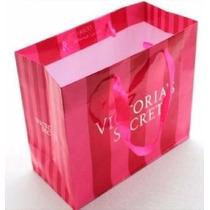Victoria Secret Bolsa Papel Caja Crema Gloss Gratis