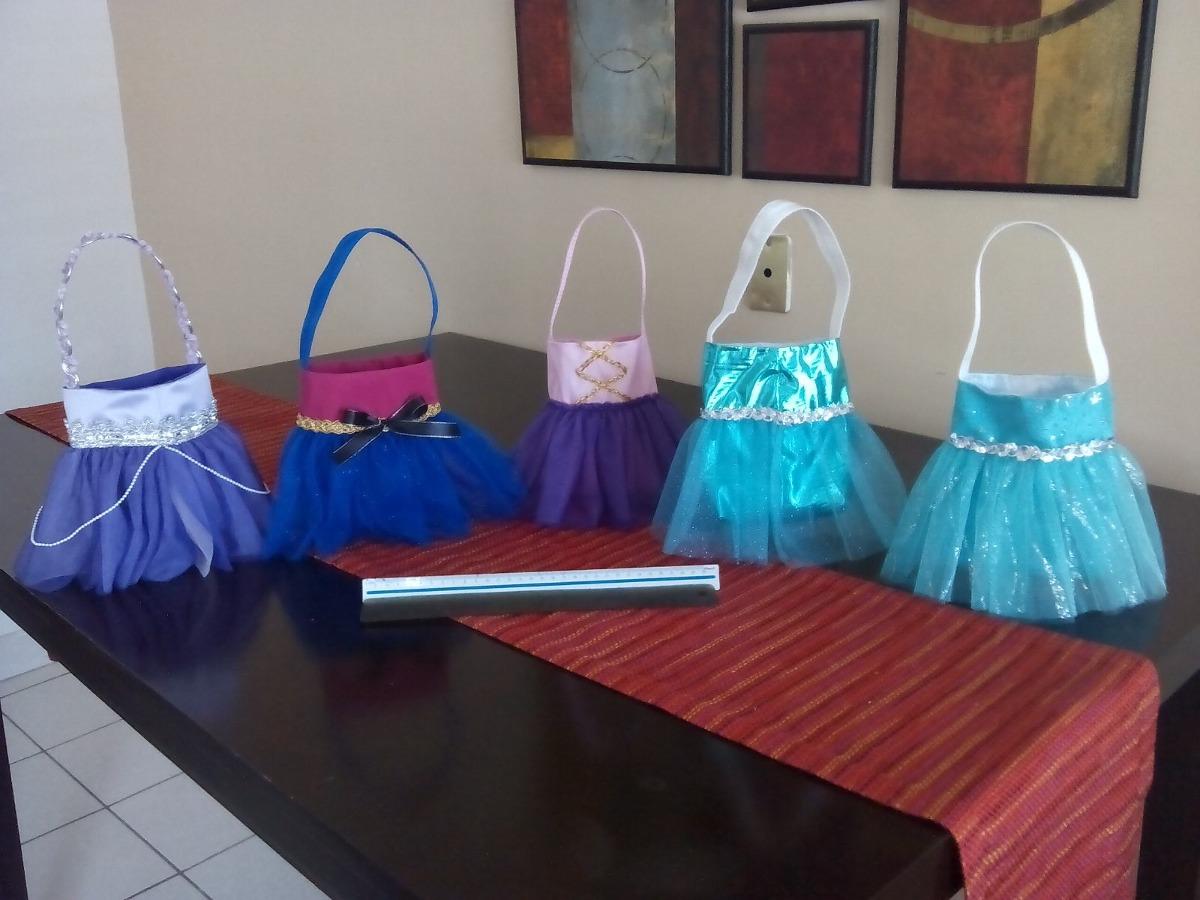 Bolsitas Para Piñatas De La Princesa Elsa De Frozen - $ 35.00 en