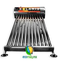 Calentador Solar Solaris 30 Tubos Acero Inoxida Envio Gratis
