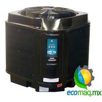 Bomba De Calor 120 Kbtu Alberca Hidrocontrol Ecomaqmx