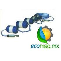Cuerda Y Boyas Para Alberca Ecomaqmx