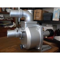 Bomba Autocebante Transmision A Poleas 2 X2 Tecnobombas