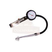 Inflador Con Manómetro De Uso Pesado 1/4 Npt 220 Psi Hm4