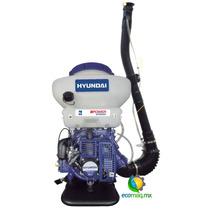 Fumigadora A Motor Hyundai Liquidos Y Polvos 14 Lt Ecomaqmx
