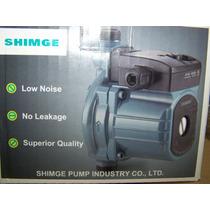 Bomba Presurizadora Calentador Shimge 1/4 Hp 27lts/min Bosch