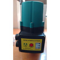 Control De Presurizador Altamira Press10