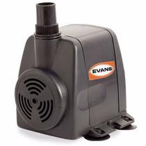 Bomba Sumergible Para Fuente Evans 30w, 120v, Aqua30w