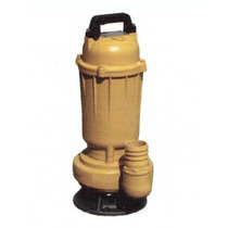 Bomba Sumergible Para Agua Turbia Wqd6-16-0.75