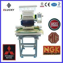 Maquina Bordadora Elucky 1 Cabeza 15 Colores Lcd Usb Aut
