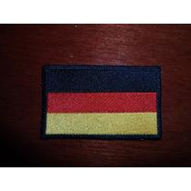 Parche Escudo Bordado Bandera Alemania